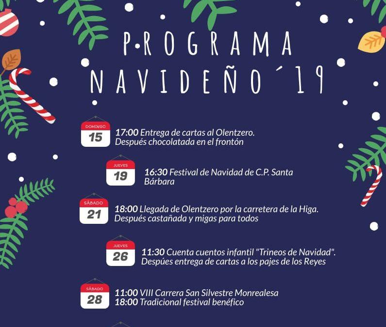 Programa Navideño 2019