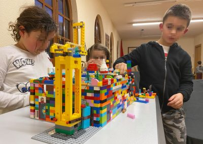First Lego League 2020 CP Santa Bárbara – Monreal