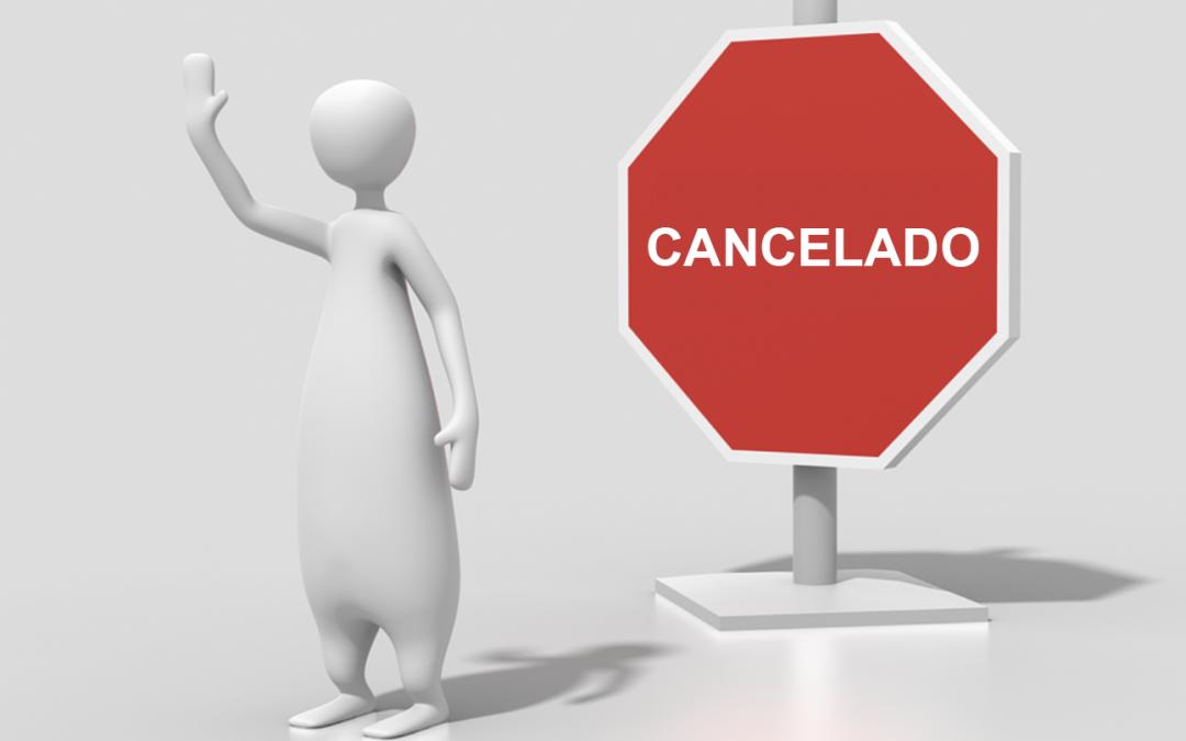 El Centro permanecerá cerrado desde esta tarde hasta nuevo aviso