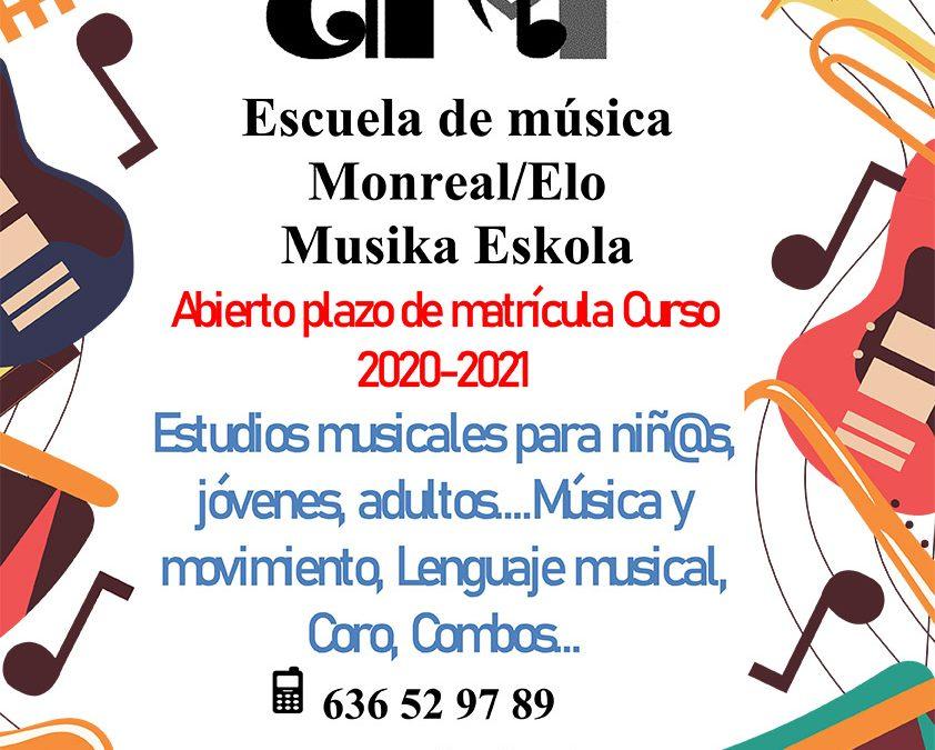 Escuela de música Monreal / Elo Musika Eskola